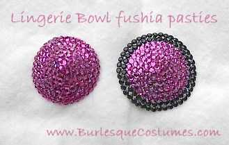 Lingerie Bowl Pasties