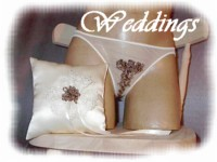 Sexy Weddig Gowns and bridal party gifts
